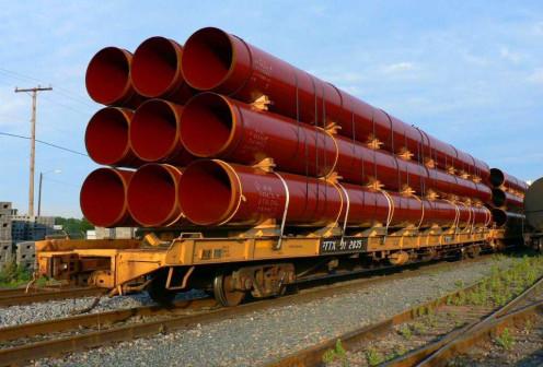 Перевозка габаритных грузов железнодорожным транспортом