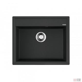 Кухонная мойка Omoikiri Daisen 60 BL черный 4993622
