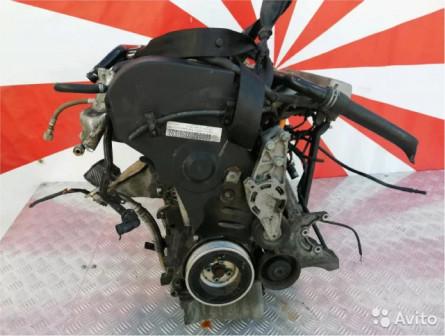 Двигатель AMB 1.8 Audi A4 B6