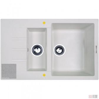 Кухонная мойка Zigmund & Shtain Rechteck 7752 Млечный путь