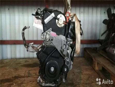 Двигатель BZB 1.8t Фольксваген Пассат В6