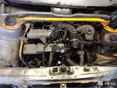 Продам двигатель на ваз 2109