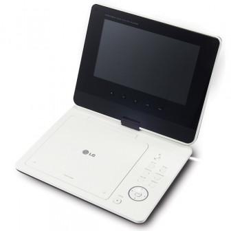 DVD, TV плеер портативный LG DP-375R
