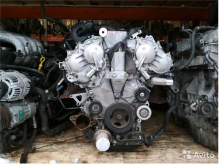 Двигатель Nissan Teana J32 VQ35 3.5