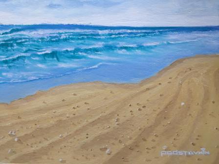 """Картина """"Море"""""""