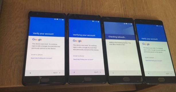 Снятие блокировки Google аккаунта (FRP)