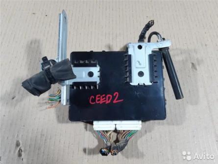 Блок комфорта Kia Ceed 2 JD 2012 - 2018