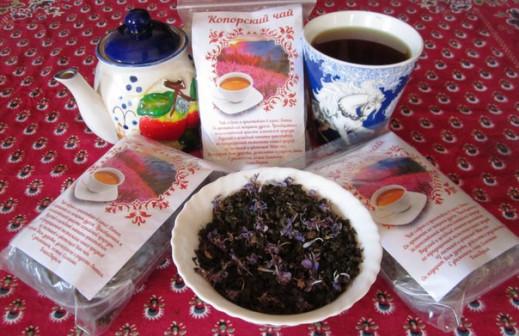 Фиточай Ферментированный Иван-чай, Копорский чай