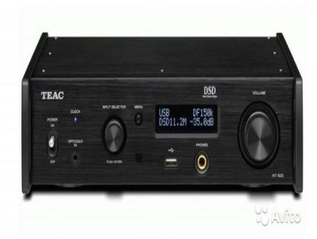 Сетевой проигрыватель teac NT-503