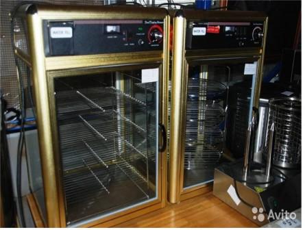 Новые тепловые витрины для выпечки и пиццы