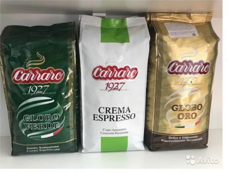 Кофе итальянских брендов