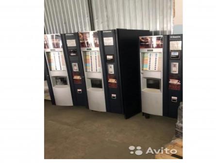 Кофейный автомат Saeco Group 500, 700