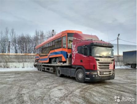 Перевозка негабаритных грузов, Трал 20т, 40т, 100т