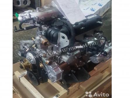 Двигатель на газель бизнес умз 421640-24