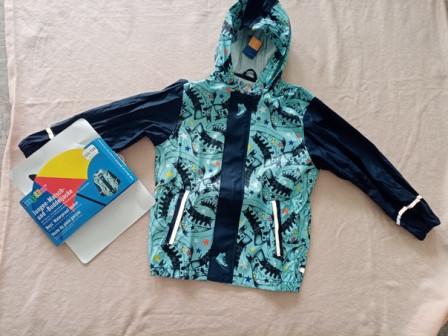 непромокайка куртка