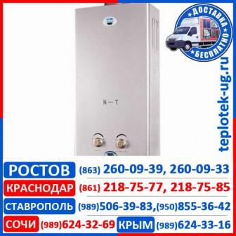 Газовый проточный водонагреватель (Газовая колонка) Нева Транзит ВПГ 10Е (И) (1)
