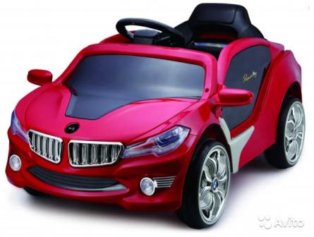 Детский электромобиль BMW I8 Красный