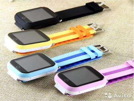 Smart Baby Watch Q750