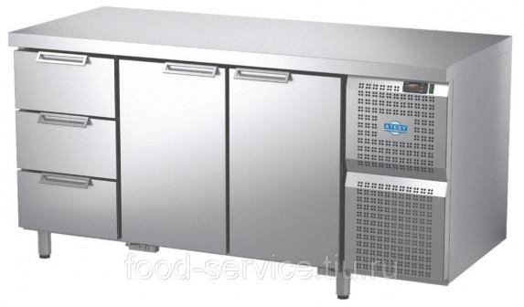Стол холодильный «ДИКСОН» СТХ 31670М С ЯЩИКАМИ