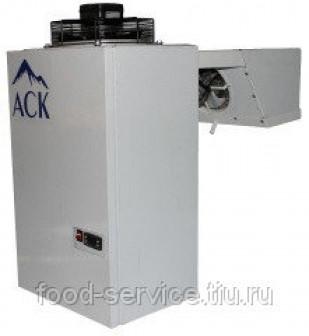 Моноблок среднетемпературный АСК Холод МС 11 ECO