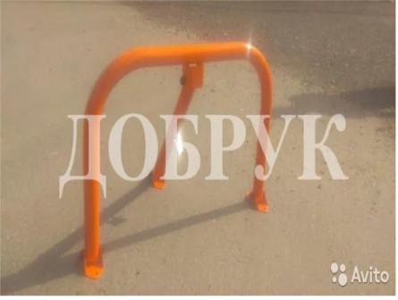 Парковочные барьеры с замками в комплекте