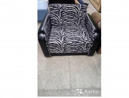 Кресло кровать велюр доставка