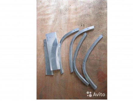 Арки задние ремонтные Honda CR-V 1
