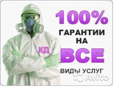 Уничтожение клопов,тараканов по всей Москве