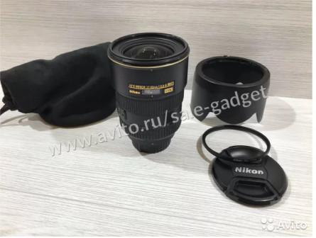 Nikon 17-55mm 2.8G