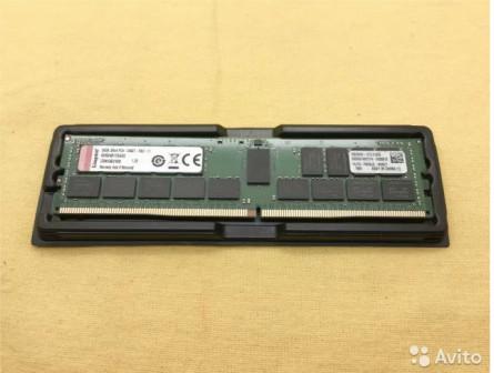 Серверная память kingston KVR24R17D4/32 32GB