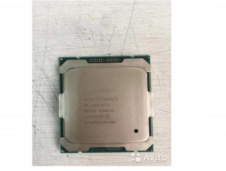 Intel Xeon e5-2687w v4 12 Ядер 3.0GHz 160W 30MB