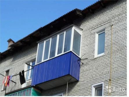 Балконы, утепление, отделка