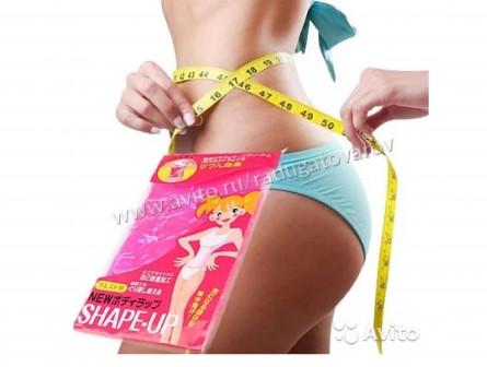 Пленка-сауна для талии shape UP belt шейп ап белт