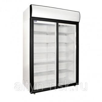Холодильный шкаф Полаир DM114Sd S (Polair ШХ 1,4)