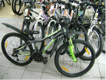 """Велосипед новый горный подростковый 20"""" -24"""""""