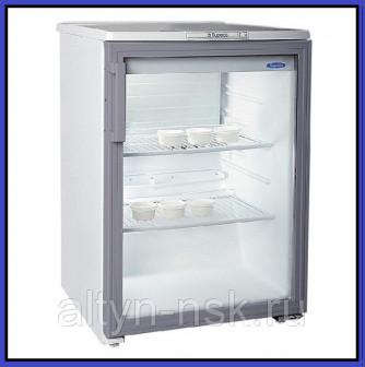 Холодильный шкаф витрина Бирюса 152