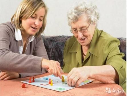 Пансионат для пожилых людей. Нам доверяют