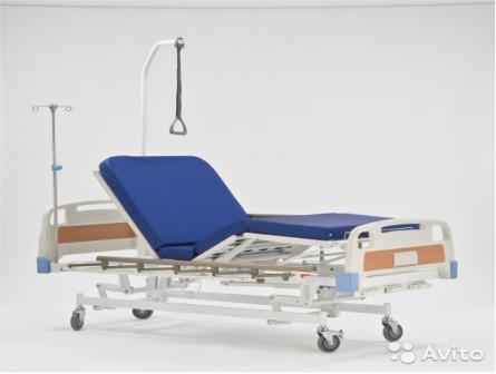 Кровать медицинская для лежачего больного