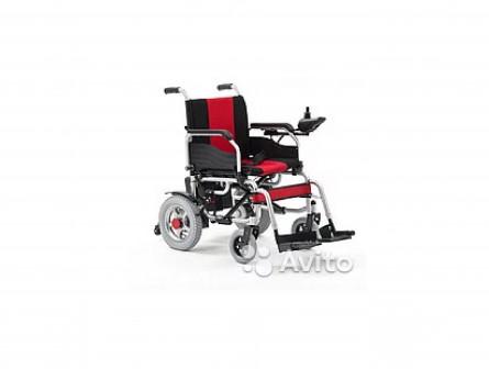 Инвалидная коляска с электроприводом на прокат