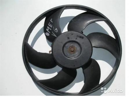 Вентилятор радиатора opel omega B 2.5 V6