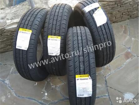 205 55 16 Летние шины Dunlop SP Sport Touring T1