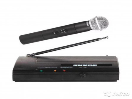 Микрофон Shure SH200  доставка  гарантия