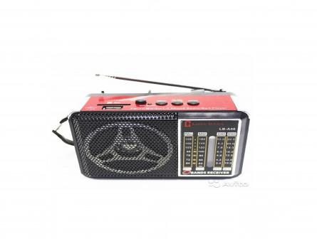 Радиоприемник с USB и micro SD - luxebass LB-A46