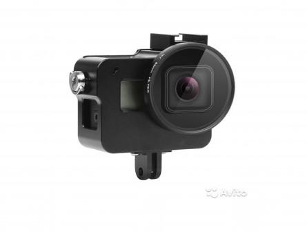 Защитный кейс-рама shoot для GoPro Hero 5, 6, 7
