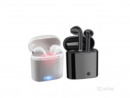 Беспроводные наушники i7s TWS Bluetooth