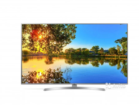 Телевизор LG 50UK6550PLD