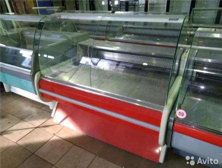 Холодильная витрина Премьер всуп1-0,42ту/ Фв-1,6