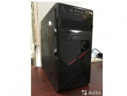 Сист.блок Core i3-7100, 4GB, RX550-4GB гарантия