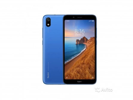 Xiaomi RedMi 7A 32Gb 2Gb Blue Global Version