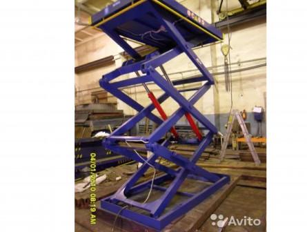 Подъемный стол 2000ммх1500мм ход 1200 м гп 1500 кг
